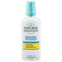 Healthy Balance All Purpose Mouth Rinse Peppermint Sage