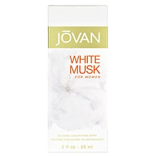 Jovan White Musk for Women Cologne Concentrate Spray