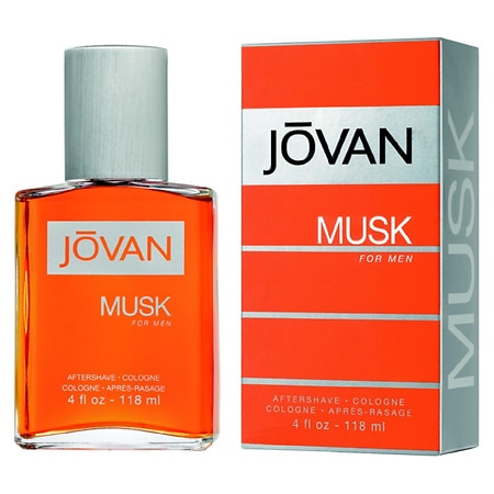 Jovan Musk for Men Aftershave Cologne
