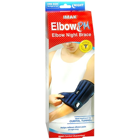 IMAK Elbow Support Night Time, One Size