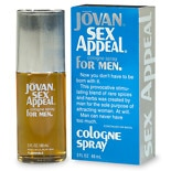 Jovan Sex Appeal for Men, Cologne Spray