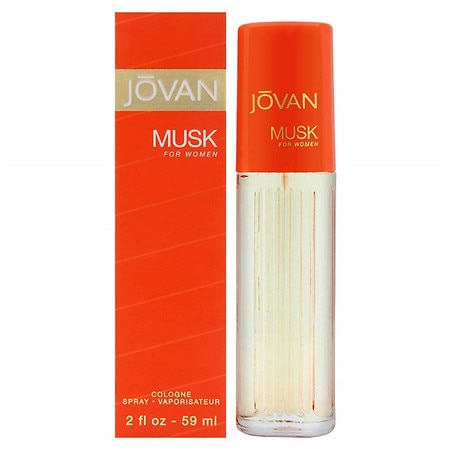 Jovan Musk for Women Cologne Spray