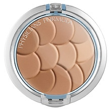 Magic Mosaic Multi-Colored Custom Pressed Powder, Warm Beige/Light Bronzer 2459