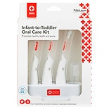 The First Years American Red Cross Infant-to-Toddler Oral Care Kit
