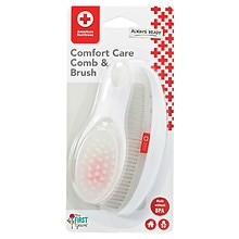 American Red Cross Comfort Care Comb & Brush