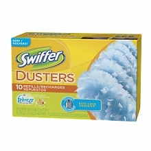 Swiffer Dusters with Febreze, Refill Sweet Citrus & Zest