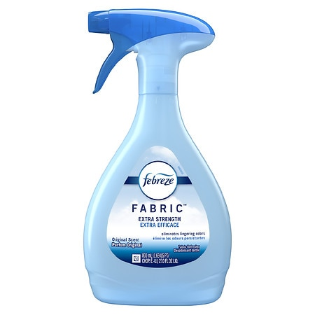Febreze Extra Strength Fabric Refresher Spray Original