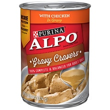 Alpo Alpo Prime Slices Gravy Cravers Dog Food Chicken in Gravy