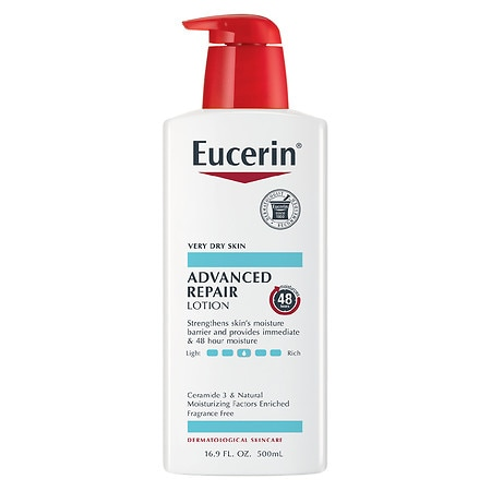 Eucerin Smoothing Repair Dry Skin Lotion