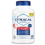 Citracal Calcium Citrate + D3 Dietary Supplement Caplets