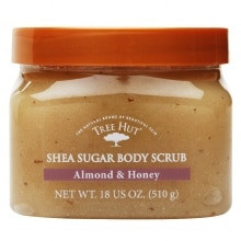 Body Scrub Almond Honey