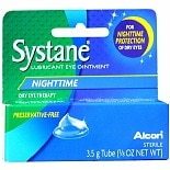Nighttime Lubricant Eye Ointment