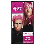 Splat Rebellious Colors Complete Hair Color Kit Pink Fetish