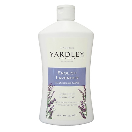 Luxurious Hand Soap Refill Flowering English Lavender by Yardley of London