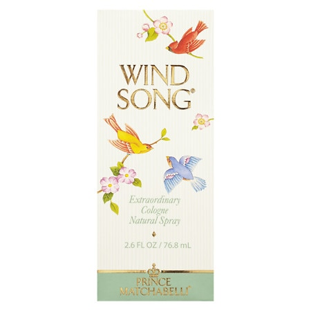 Prince Matchabelli Wind Song Yes - Prince Matchabelli Wind Song Cologne Natural Spray