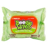 Boogie Wipes Saline Wipes for Stuffy Noses Fresh Scent