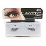 Ardell Accent Lashes Black #301