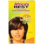 Africa's Best Herbal Intensive Dual Conditioning No-Lye Relaxer SystemSuper