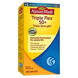 Nature Made TripleFlex 50+ Dietary Supplement Caplets Triple Strength