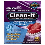D.O.C. Denture Wipes