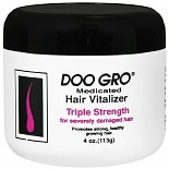 Doo Gro Triple Strength Medicated Hair Vitalizer For Severely Damaged Hair