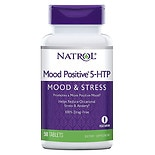 Mood Positive 5-HTP Dietary Supplement Tablets
