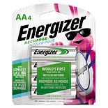 Energizer Recharge AA Rechargeable Batteries AA