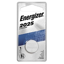 Energizer Watch Electronic Zero Mercury Watch/Electronic Lithium Battery 2025, 3V