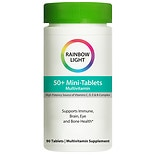Rainbow Light 50+ MiniTab Multi + Daily Program