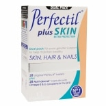 Vitabiotics Perfectil Plus Skin Extra Protection Dual Pack