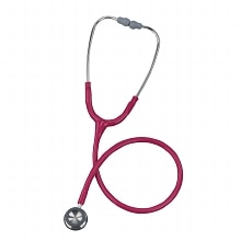 Littmann Classic II Pediatric Stethoscope, 28 Inch Red, 2113R
