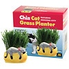 CHIA Cat Grass Handmade Decorative Grass Planter