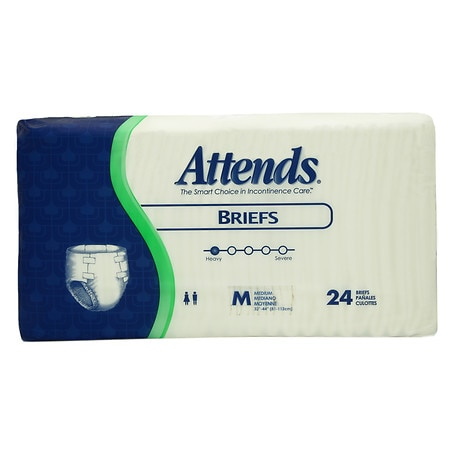 Attends Poly Briefs Medium