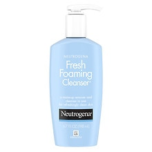 Neutrogena Fresh Foaming Skin Cleanser