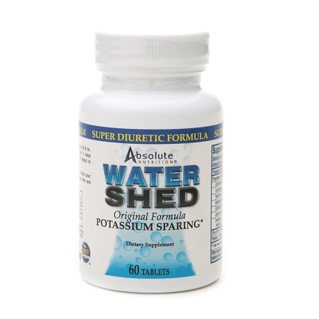 Absolute Nutrition Watershed Super Diuretic Formula - 60 ea