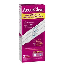 Accuclear Pregnancy Test