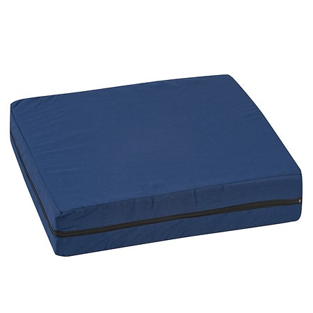 Duro-Med Standard Polyfoam Wheelchair Cushion