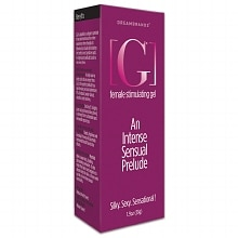 DreamBrands Carrageenan G Female Stimulating Gel