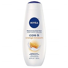 Nivea Touch of Happiness Moisturizing Body Wash