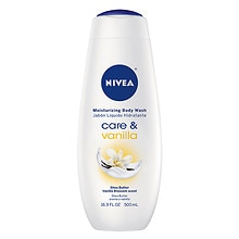 Nivea Touch of Harmony Cream Oil Body Wash