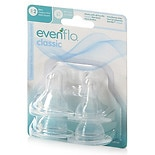 Evenflo Classic Silicone Bottle 3-6 Month Med Flow