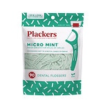Plackers Dental Flossers Mint Micro Mint