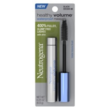 Mascara, Black/Brown 08
