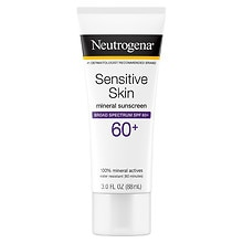 Neutrogena Sensitive Skin Sunblock Lotion