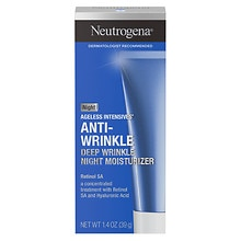 Anti-Wrinkle Deep Wrinkle Night Moisturizer