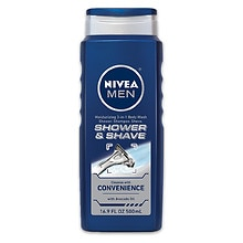 Nivea Men Active3 Body Wash