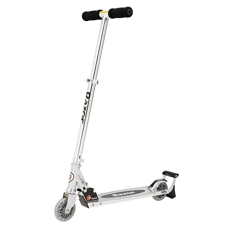 Razor Spark Scooter Clear Ages 8+