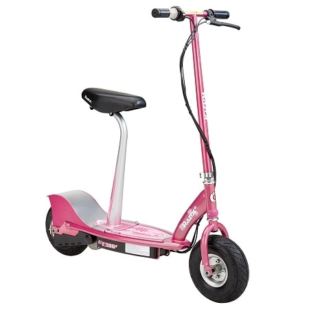 Razor Seated Electric Scooter Sweet Pea Ages 12+