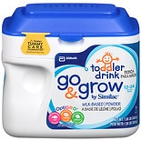 Similac Go & Grow Infant Formula Powder 1.37 lb Container makes 160 Fluid Ounces