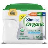 Similac Advance Organic Complete Nutrition Powder